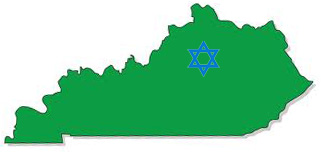 kentucky with star