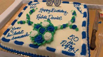 rabbi cake